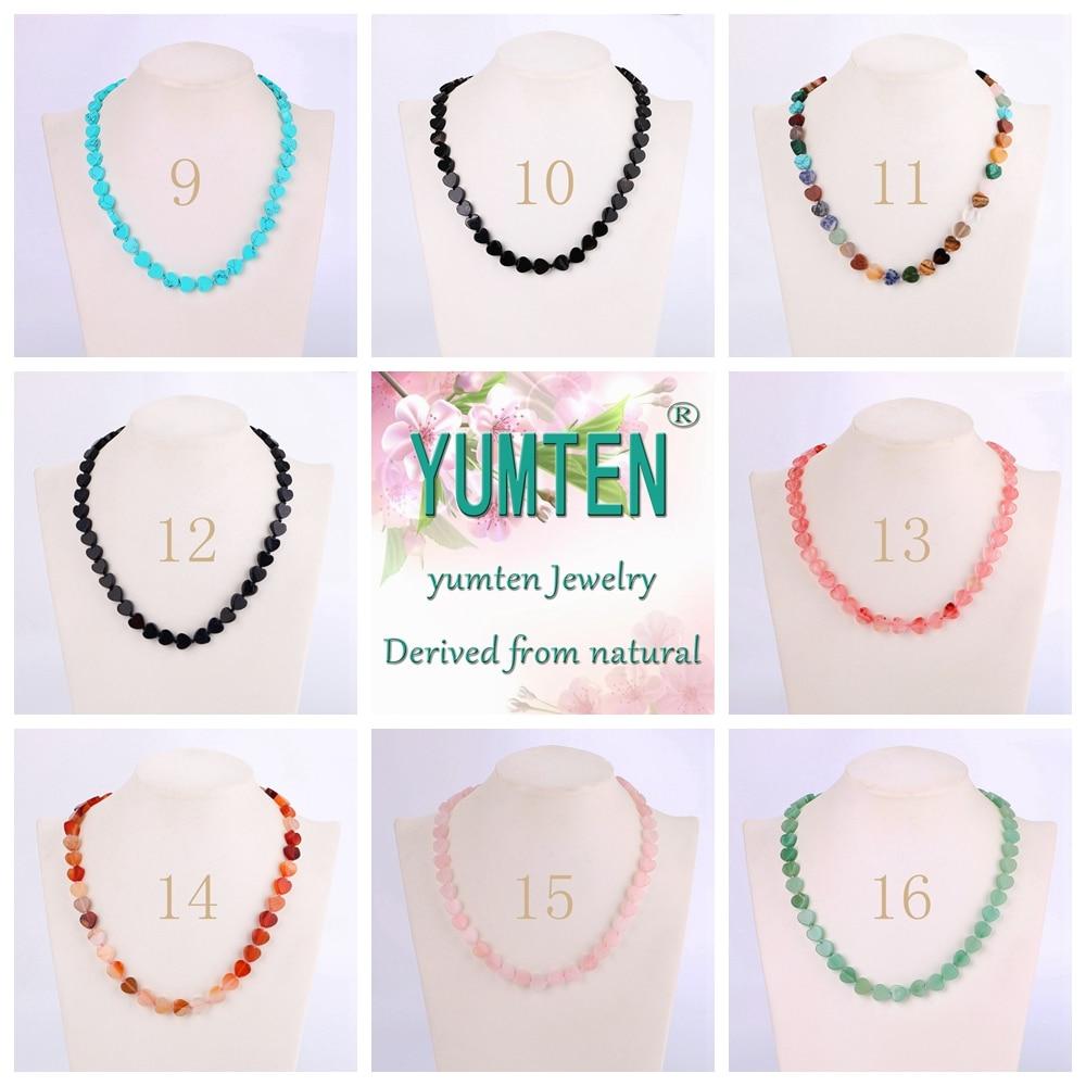 Yumten Women կարճ վզնոց հայտարարություն - Նուրբ զարդեր - Լուսանկար 5