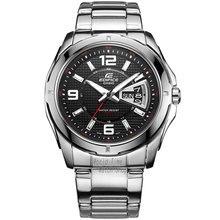 Casio Reloj puntero Reloj de cuarzo hombres de negocios reloj EF-129D-7A EF-129D-1A EF-129SG-1A