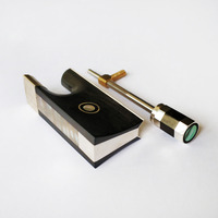 Master Level Sterling Silver Parts Violin Bow Frog EB01#