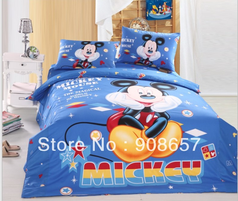 Queen Size Mickey Mouse Bedding Pro Deal Hunters