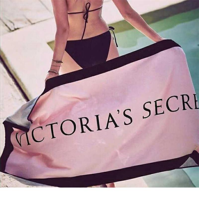 Fashion-Brand-76-152cm-VS-Secret-Bath-Towel-Microfiber-Victoria-Women-Pink-Beach-Towel-Drying-Washcloth (1)