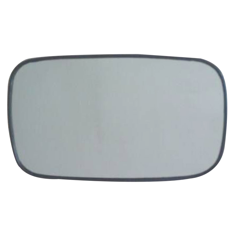 Right Driver side Convex Wing mirror glass for Toyota Corolla 04-07 Heated