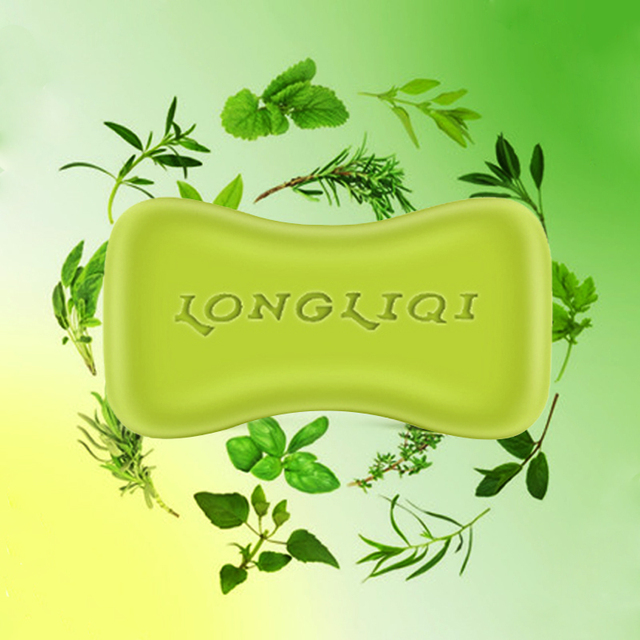 Natural Sulphur Soap with Snake Bile Extract and Plant Extracts Anti-acne Anti-mite Oil Control Deep Clean Antibacterial Sulfur