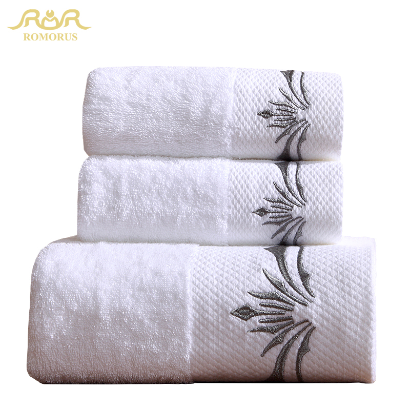 Aliexpress.com : Buy ROMORUS 100% Cotton White Hotel
