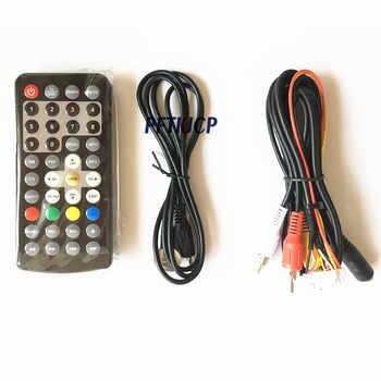 Digital Car TV Tuner DVB-T2 Box 120km/h dvbt2 tuners 2 antenna receiver External USB black digital dvb-t2 car dvd for DVB-T2