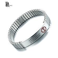 Silver Medical Bracelet Promotion-Shop for Promotional