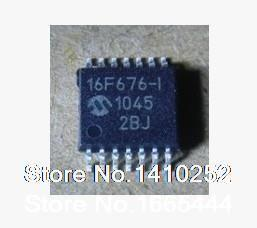 Free Shipping PIC16F676 I ST PIC16F676 SSOP14 new and Original in stock