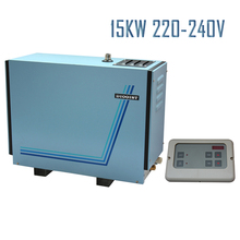 15KW200-240V 50 Гц Сверхмощный коммерческий/Внутренний использование экономия энергии конкурентоспособные цены парогенератор, CE сертифицированный