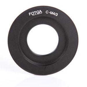Image 1 - FOTGA Monture C pour Lentille à Micro 4/3 M4/3 G6 GH3 G5X GX1 E P5 E5 E PM1 Caméra Adaptateur