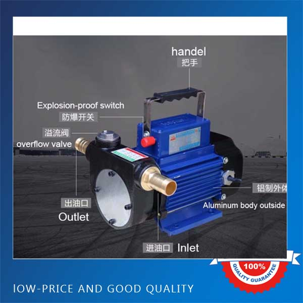 550W Portable Oil Pump Self Priming 220V Fuel Oil Diesel Pump 550W Portable Oil Pump Self Priming 220V Fuel Oil Diesel Pump