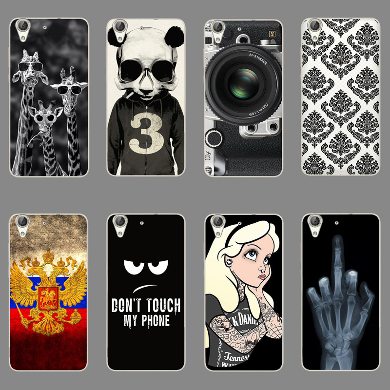 High Quality Colored Painting Cases For Huawei Y6 2 Y6 II Y6II Protective Phone Case Cover