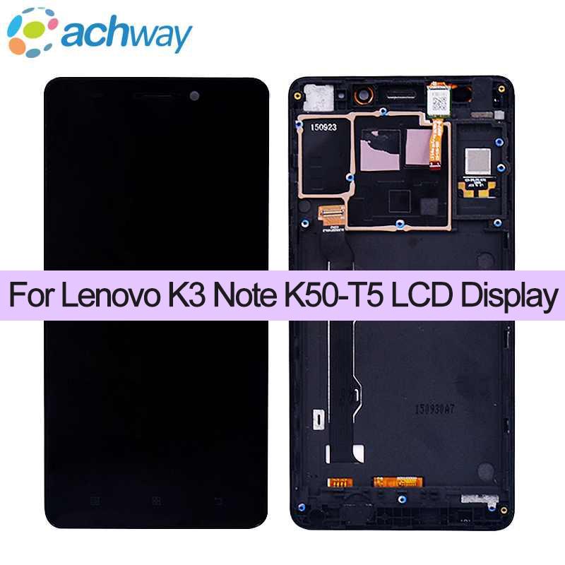 K3 Note LCD Display