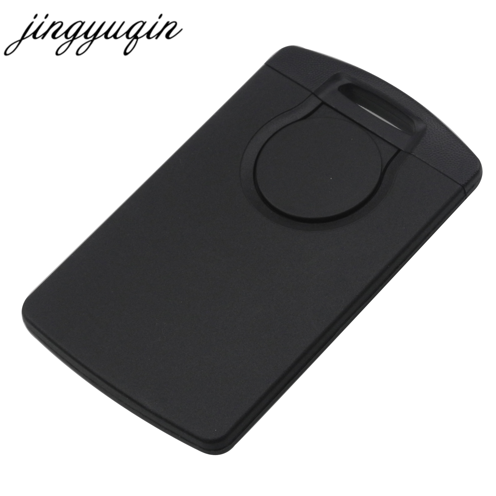 Image 3 - jingyuqin Car Key Card Fob 433MHZ PCF7952 Chip for Renault Megane Scenic Laguna Koleos Clio Uncut Blade 4 Button Remote Key-in Car Key from Automobiles & Motorcycles