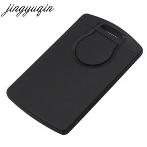Image 3 - jingyuqin Car Key Card Fob 433MHZ PCF7952 Chip for Renault Megane Scenic Laguna Koleos Clio Uncut Blade 4 Button Remote Key