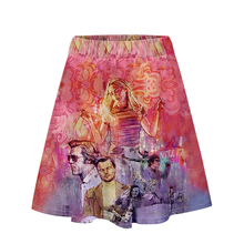 Once Upon A Time In Hollywood And Annabelle Skirt Women 3D P