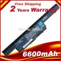 7800MAH battery for acer AS10D31 AS10D51 AS10D81 AS10D75 AS10D61 AS10D41 AS10D71 Aspire 4741 5742G 5552G 5742 5750G 5741G