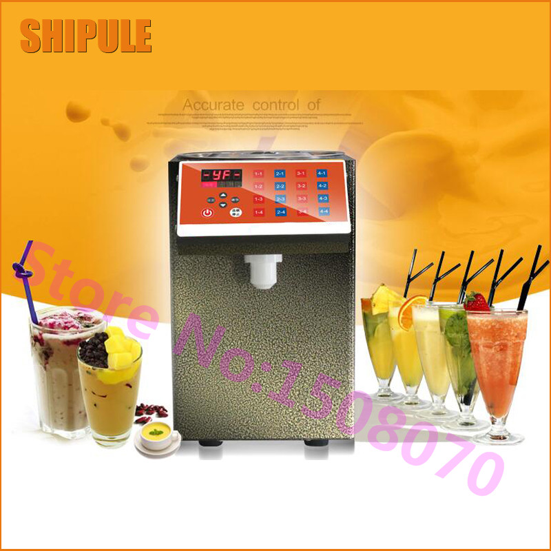 hot promotion Hot sale 2017 New electric fructose dispenser machine , commercial fructose quantitative machine price new hot sale tartlet bakon machine price bakon tartlet machine for sale
