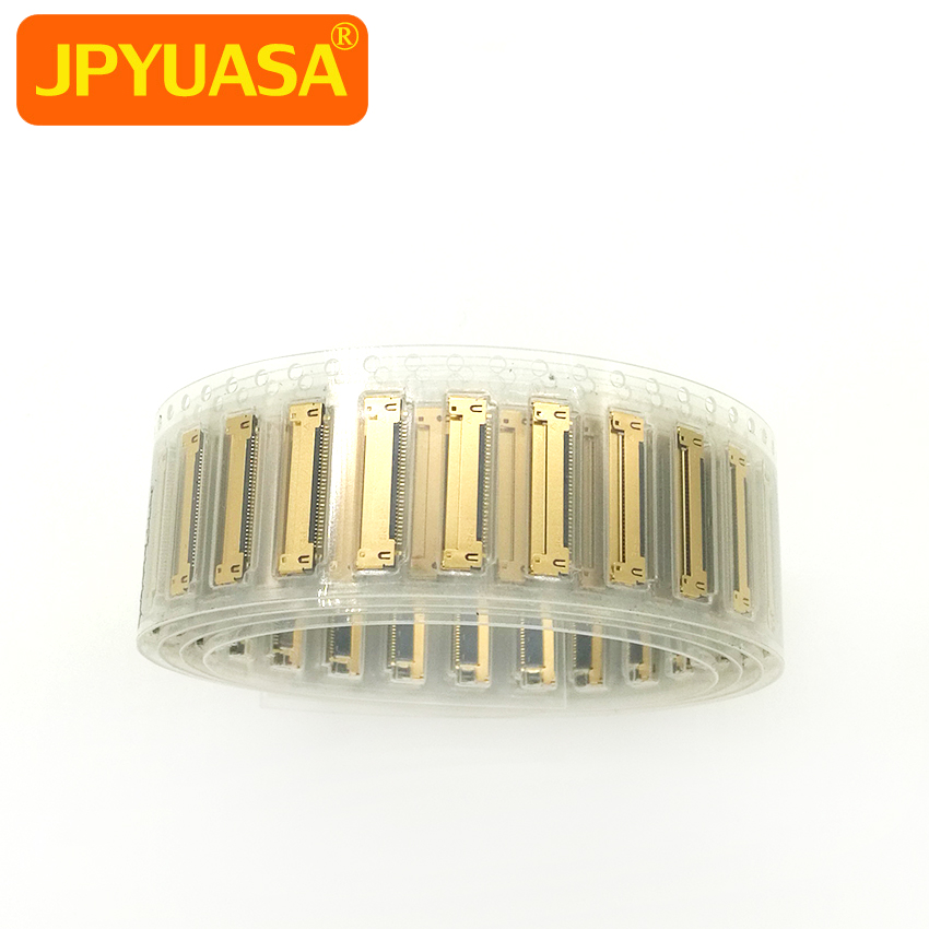 цена на New I-PEX 30 PIN LCD LED LVDS Cable Connector For Macbook Pro A1278 A1342 2008 2009 2010 2011 2012