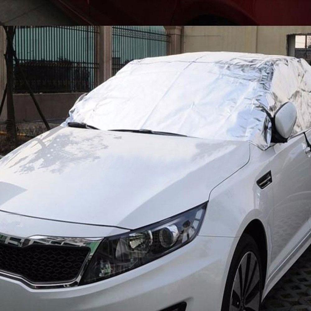 Vehemo M/L/XL Защитная крышка для автомобиля SUV автомобильные чехлы солнцезащитные наружные УФ-лучи
