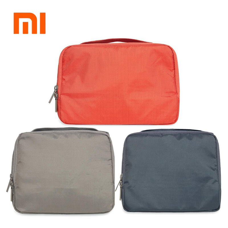 Xiaomi Mi 90 Washing Gargle Cosmetic Bag 3L Capacity Women Makeup Cosmetic bag Handbag Travelling Bag Men Wash Bag Waterproof image