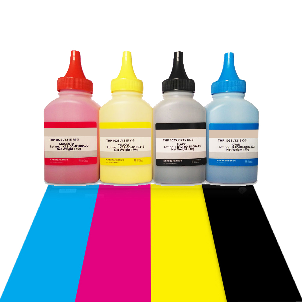 Chip for hp colour cf 400 a cf 400 m252dw m 277n m 252 mfp 252 n - 40g Bottle Premium Quality Cf400a Import Refill Printer Toner Powder Compatible For Hp 201a
