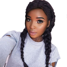 250% Density Lace Front Human Hair Wigs With Baby Hair For Black Women Straight Brazilian Remy Hair Bleached Knots You May
