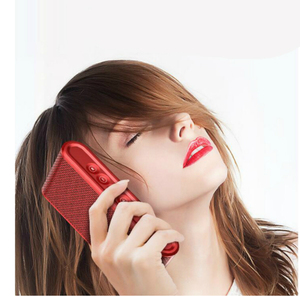 Image 5 - Mini OEM wireless touch control bluetooth speaker portable  music player Boom box sound system with Fm radio