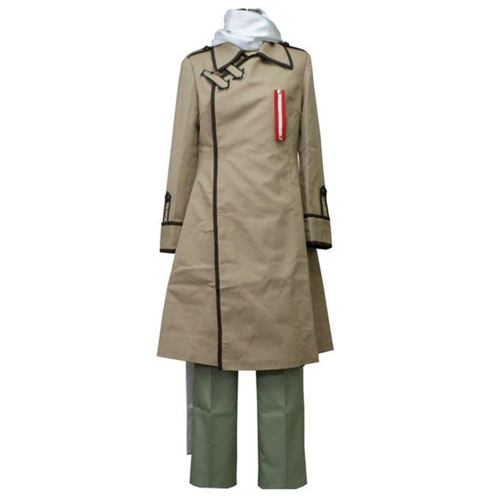 2017 Axis Powers Hetalia Russia Cosplay Costume Custom Made