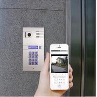 IP Camera WIFI wireless Doorbell Interfone Doorphone Viewer low cost high quality