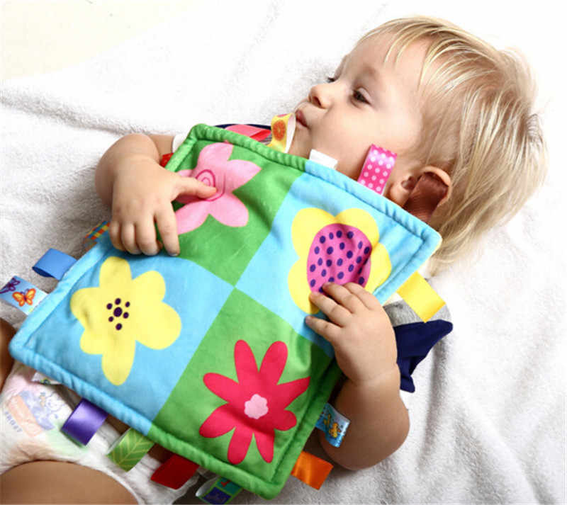 Comforting taggies Blanket Appease Towel Calm Wipes Infant Kids Infant Blanket Cute Soft Square Doll Plush Toys