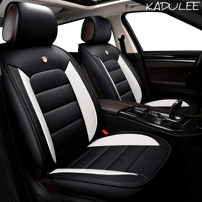 Kadulee Pu Leather Car Seat Cover For Infiniti Qx50l Qx50