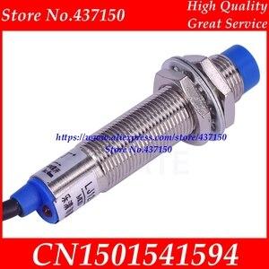 Image 3 - 10PCS X LJ12A3 4 Z/BY PNP  Inductive Proximity Sensor Detection Switch  DC6 36V 12MM NEW  ; LJ12A3 4 Z/BX NPN