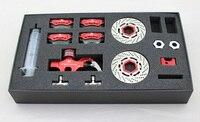 FID 4 колеса гидравлический Baja тормоз для Baja 5B 5 т 5SC