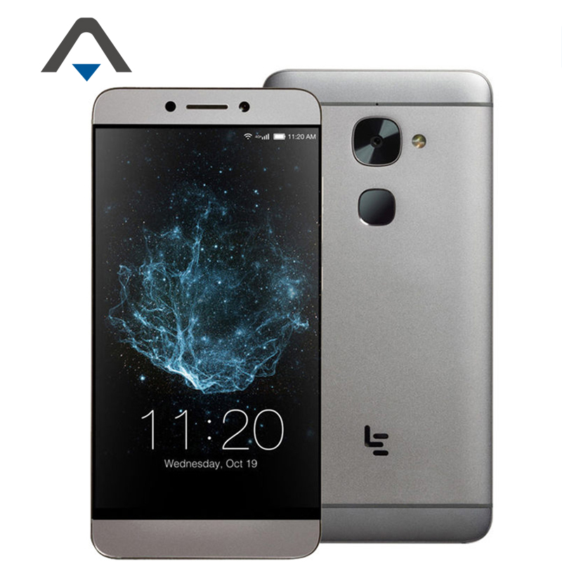 Original Letv LeEco Le Max 2 X820 829 4G LTE Mobile Phone 5.7inch Quad Core Snapdragon 820 4GB RAM 64GB ROM 21MP Fingerprint ID