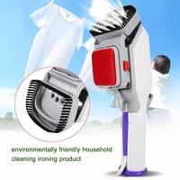 Multifunctional Electric Ceramic Soleplate Portable Clothes Steam Brush For Travel Household Garment Steamer Machine EU US
