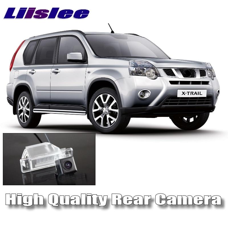 LiisLee Car font b Camera b font For Nissan X Trail XTrail X Trail 2007 2012
