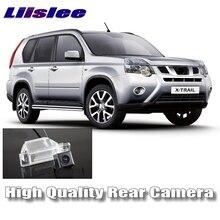 Liislee автомобиля Камера для Nissan X-Trail, PDF X Trail 2007 ~ 2012 Высокое качество заднего вида Резервное копирование Камера для Вентиляторы Применение | CCD + RCA