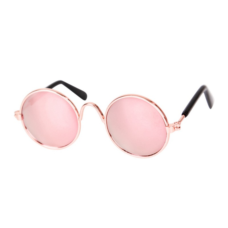 Colorful Eye-wear Protection Puppy Dog Glasses Pet Sunglasses Cat Summer Trip Glasses Pet Photos Prop Grooming Product