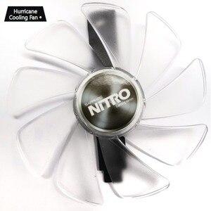 Image 4 - 95mm CF1015H12D Graphics Card Cooler Fan for Sapphire NITRO RX480 RX470 8G RX 470 480 570 580 590 RX570 4G 8G RX580 8G RX590 D5