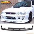 Fit For 2002-2003 Subaru Impreza WRX STI Front Bumper Lip Spoiler P1 Style
