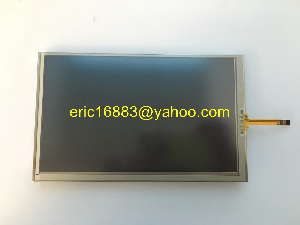 Brand new 7inch LCD display LA070WV2, TD, 01 LA070WV2-TD01 with touch screen panel for Toyota Grand Prius car LCD monitos