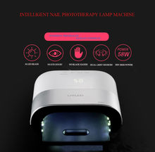 2019 Sunuv Uv Nail Lamp New Tool Sun3 Therapeutic For Intelligent 2nd Generation Dryer Led Curing Drying Arts