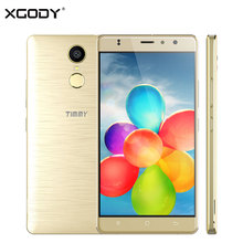XGODY M20 Pro Entsperren 4G LTE Fingerabdruck Touch Handy MT6737 Quad Core 1 + 16 Smartphone 5,5 Zoll Android 6.0 Dual Sim Karten