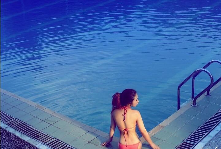 swimming pool water purifier