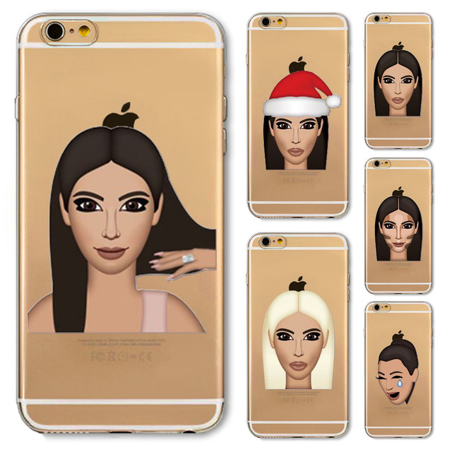 coque kardashian iphone 6