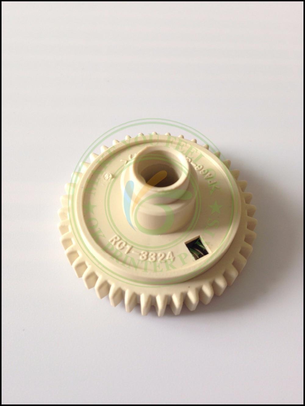 RC1-3324 RC1-3325 RC1-3324-000 RC1-3325-000 Upper Fuser Roller Gear Drive Gear Assembly 40T for HP 4200 4240 4250 4300 4350 4345 1 x new fuser service kit for hp laserjet 4250 4300 4350 4345 fuser film sleeve fuser pressure roller bushing