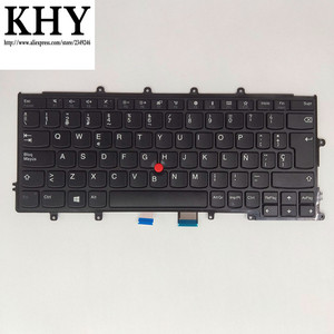 Image 2 - New Original ES EO SP SPA keyboard  For Thinkpad A275 X270 Compatible For X240 X250 X260 FRU 01EP034 01EN558