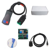 Evolution Voiture Scanner Lexia 3 Diagbox PP2000 Diagnostic Tool Firmware V7.83 Vehicle Car Full Chip Auto for Citroen