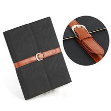 Briefcase full case For ipad Mini 1 2 3 Vintage leather buckle For ipad Mini 4 Case cover Smart flip bracket  For ipad Mini 3 все цены