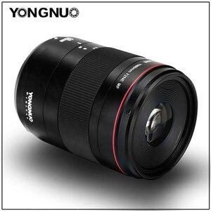 Image 2 - YONGNUO Linsen Macro Objektiv YN60mm F2 MF 0,234 m Macro Objektiv 60mm für Canon EOS 70D 5DMK II 5DIII 600D 700D DSLR Nikon F2NE Yongnuo